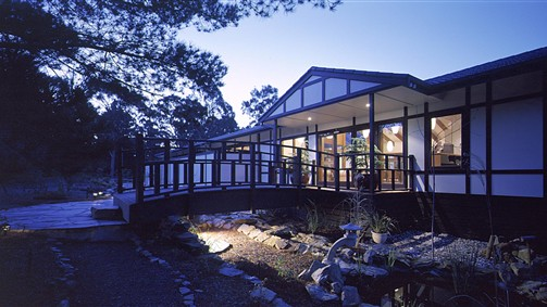 Shizuka Ryokan Japanese Country Spa  Wellness Retreat - New South Wales Tourism