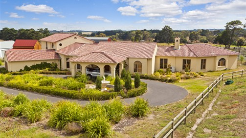 Tuscan Getaway - New South Wales Tourism