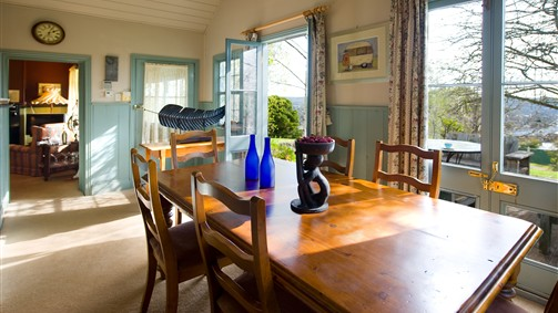 Hilltop Cottage - Daylesford - New South Wales Tourism