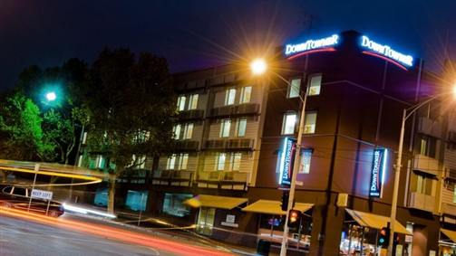Quality Hotel Downtowner on Lygon - New South Wales Tourism