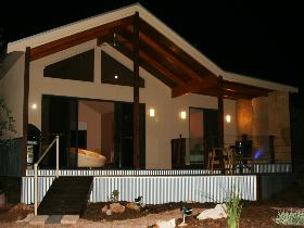 Pike River Luxury Villas - New South Wales Tourism