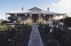 Stranraer Homestead - New South Wales Tourism