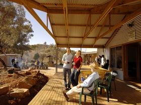 Willow Springs Shearers Quarters - New South Wales Tourism