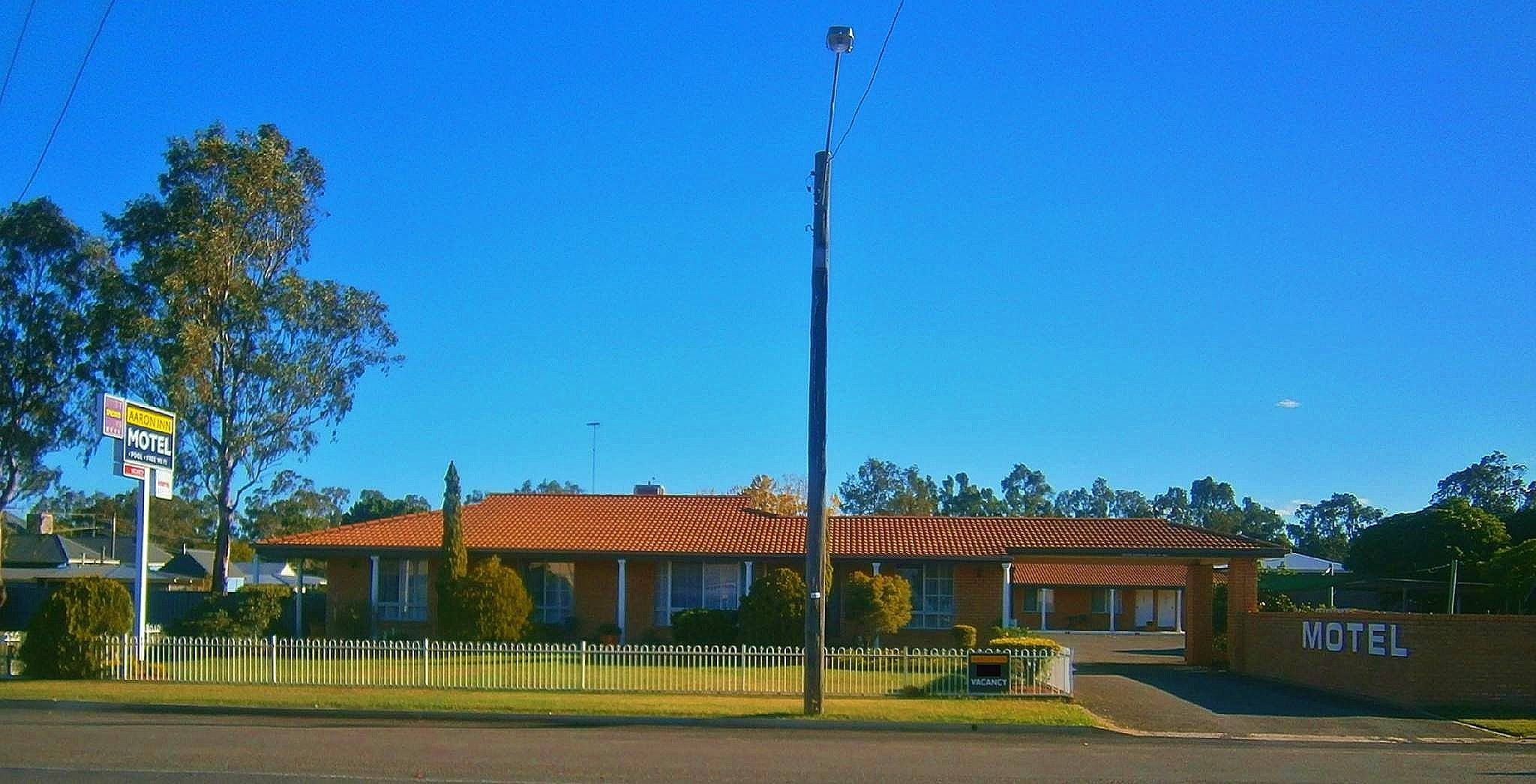 Aaron Inn Motel - New South Wales Tourism