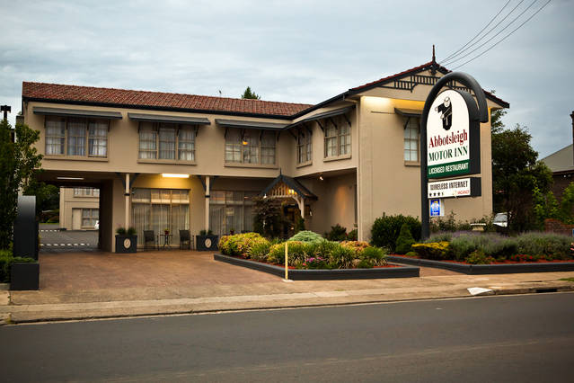 Abbotsleigh Motor Inn - New South Wales Tourism
