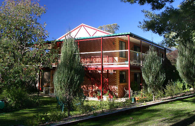 Abby Lodge - New South Wales Tourism