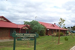 Acacia Apartments - New South Wales Tourism
