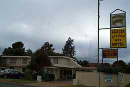 Acacia Golden Way Motel - New South Wales Tourism