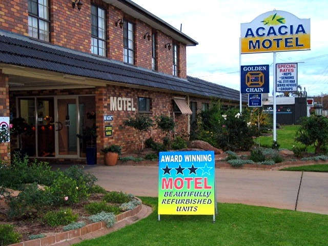 Acacia Motel - New South Wales Tourism