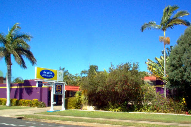 Acacia Motor Inn - New South Wales Tourism