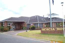 Acacia Motor Lodge - New South Wales Tourism