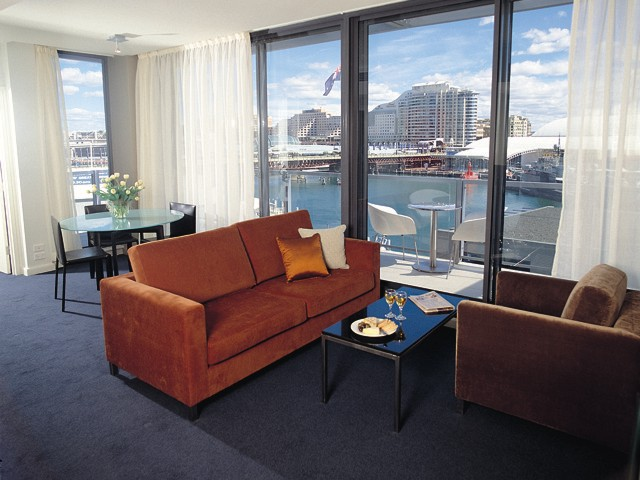 Adina Apartment Hotel Sydney Harbourside - New South Wales Tourism