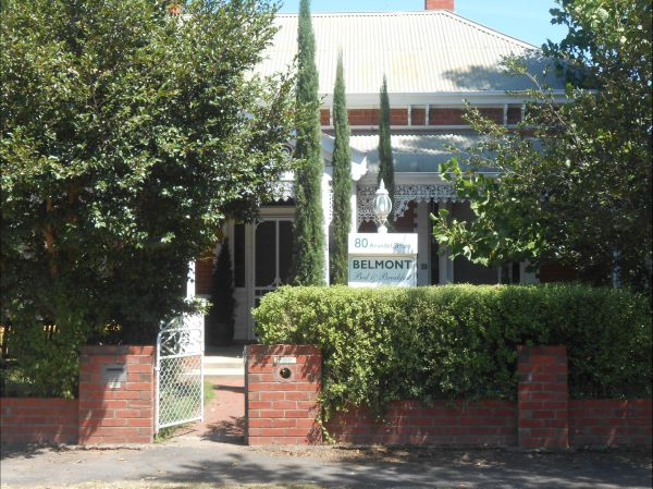 Belmont Bed  Breakfast - New South Wales Tourism