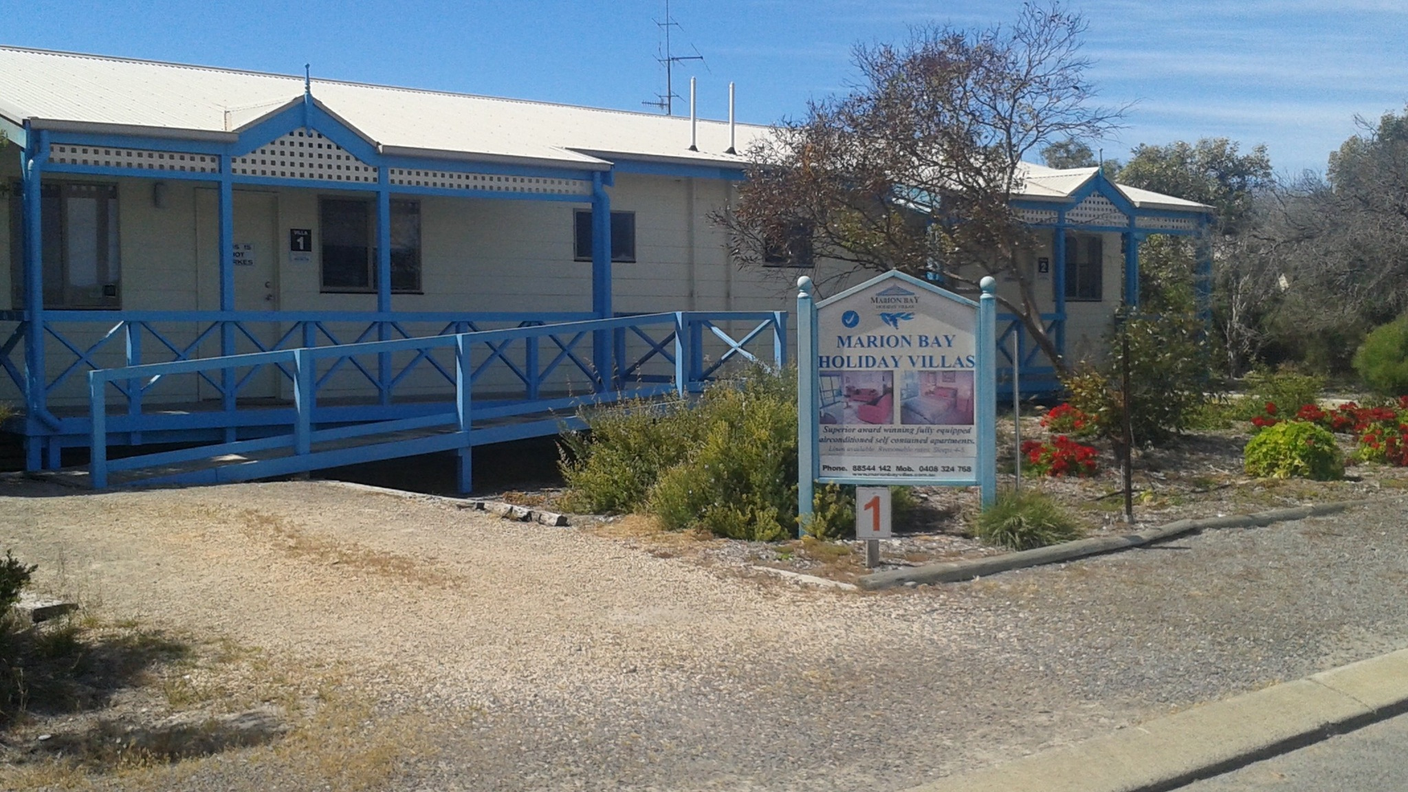 Marion Bay Holiday Villas - New South Wales Tourism