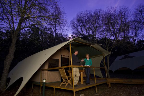 Wilderness Retreats Buchan Caves Reserve - New South Wales Tourism