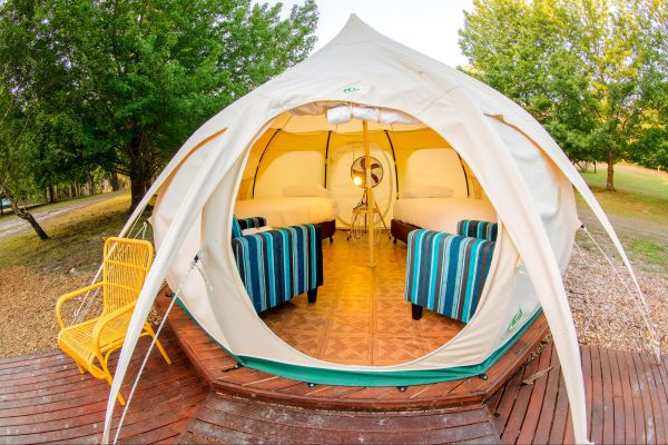 Yarra Valley Park Lane Glamping Belle Tents - New South Wales Tourism