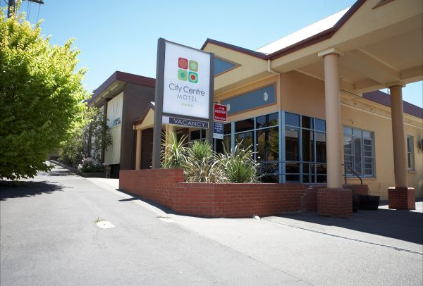 City Centre Motel - New South Wales Tourism