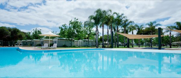 Berri Riverside Holiday Park - New South Wales Tourism