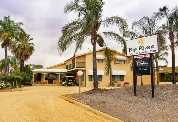 Big River Motor Inn - New South Wales Tourism
