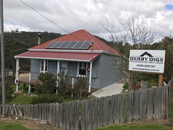 Derby Digs Cottage - New South Wales Tourism