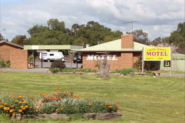 Dunolly Golden Triangle Motel - New South Wales Tourism