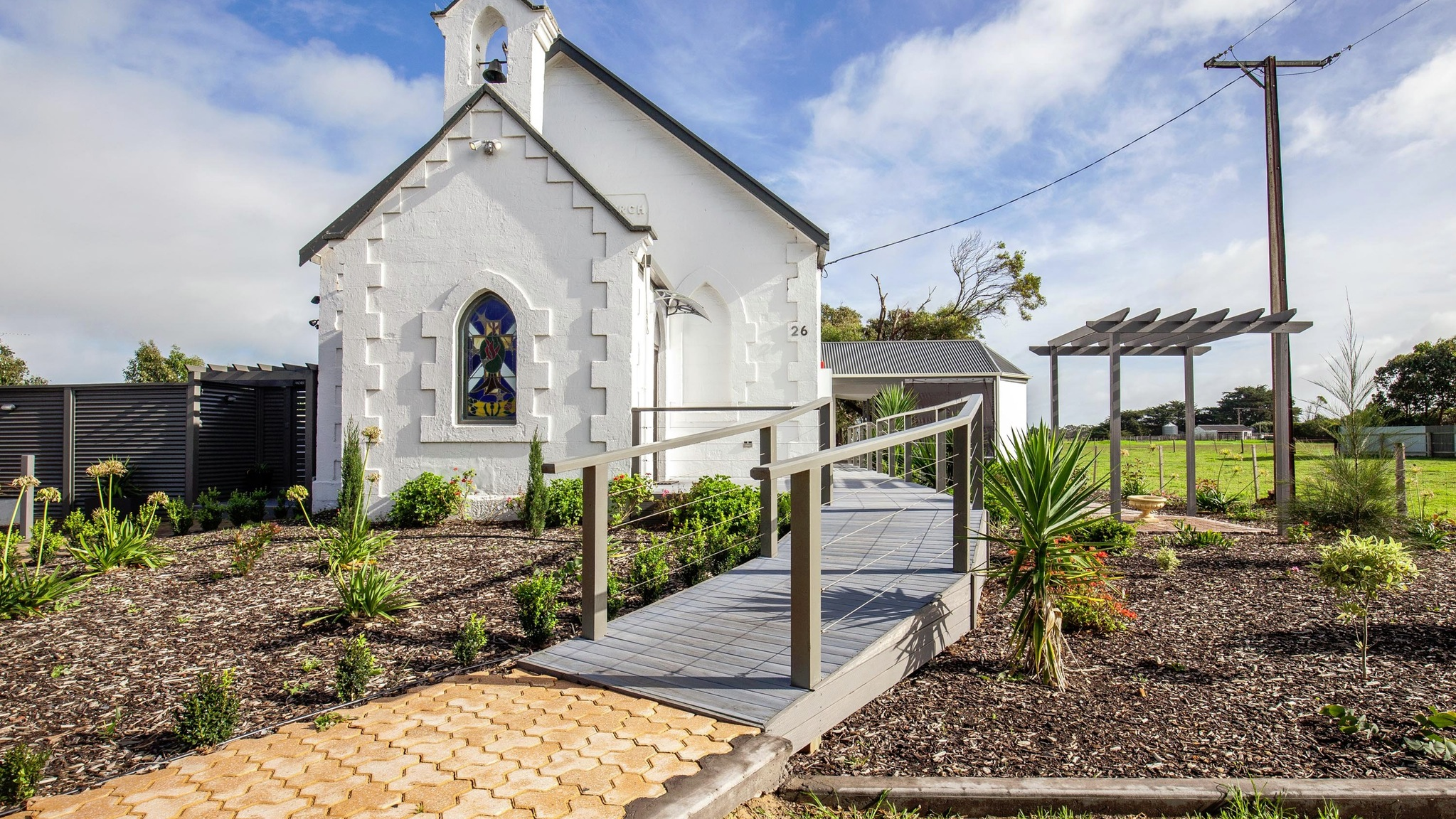 Arches of Allendale Annexe - New South Wales Tourism