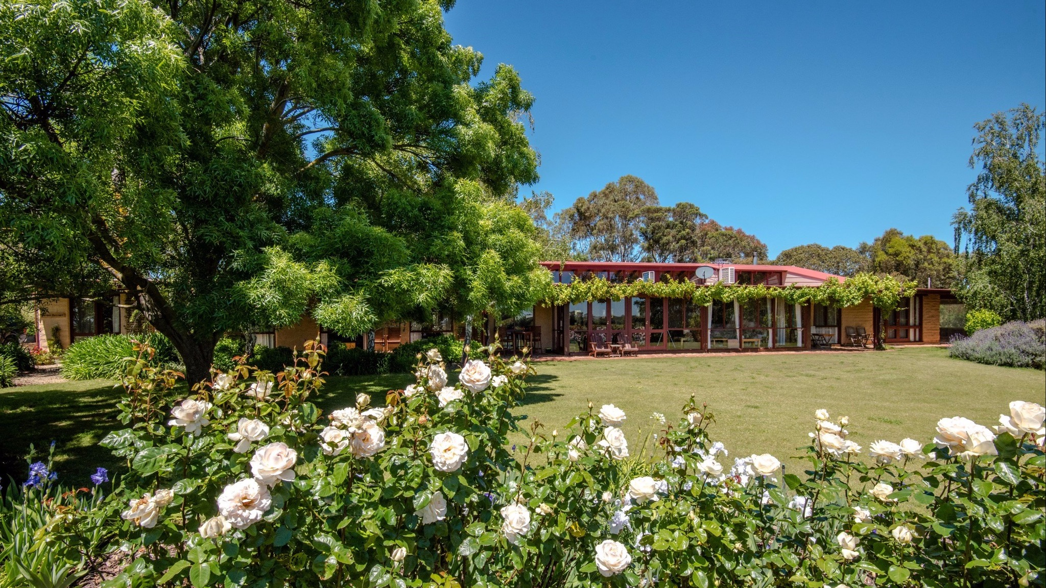 Mulberry Lodge Country Retreat - New South Wales Tourism