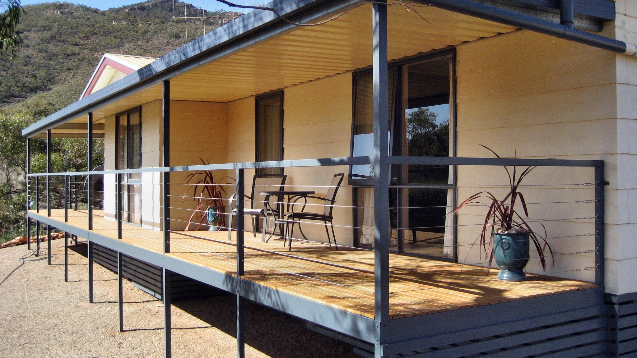 Devil's Peak Bed  Breakfast - New South Wales Tourism