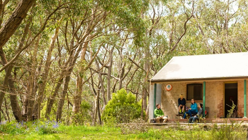 Mount Lofty Cottage YHA - New South Wales Tourism