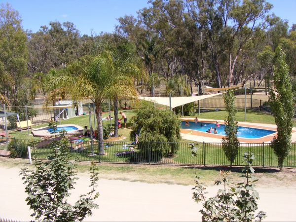 Murray River Hideaway Holiday Park