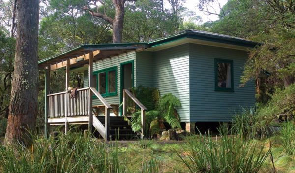 Toms Cabin - New South Wales Tourism