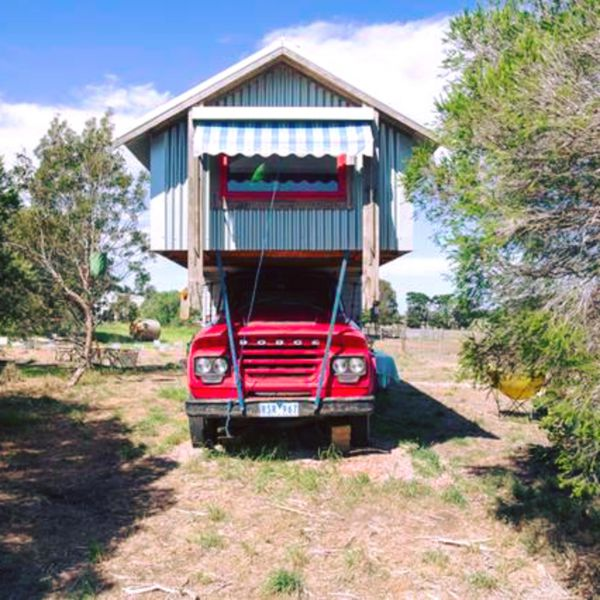 Torquay Farmstay Studio Truck - New South Wales Tourism