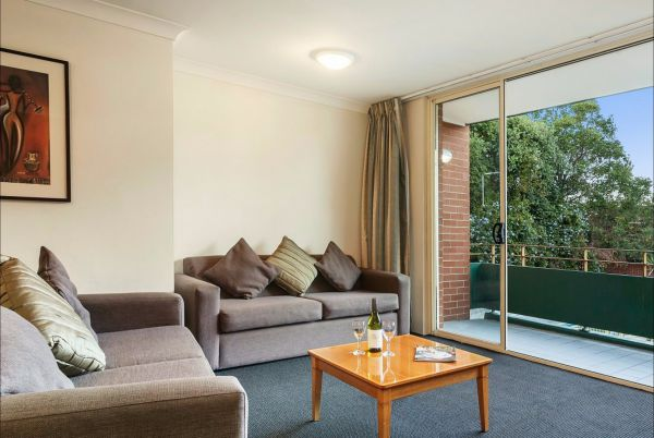 APX Apartments Parramatta - New South Wales Tourism