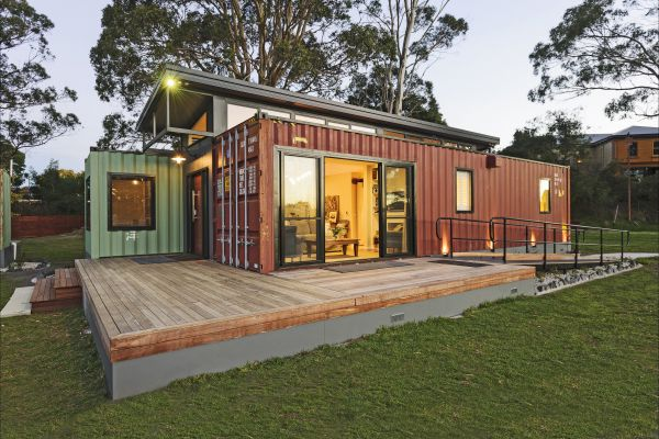 Coastal Pods Wynyard - New South Wales Tourism