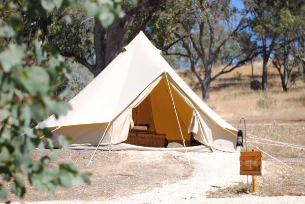 Cosy Tents - New South Wales Tourism