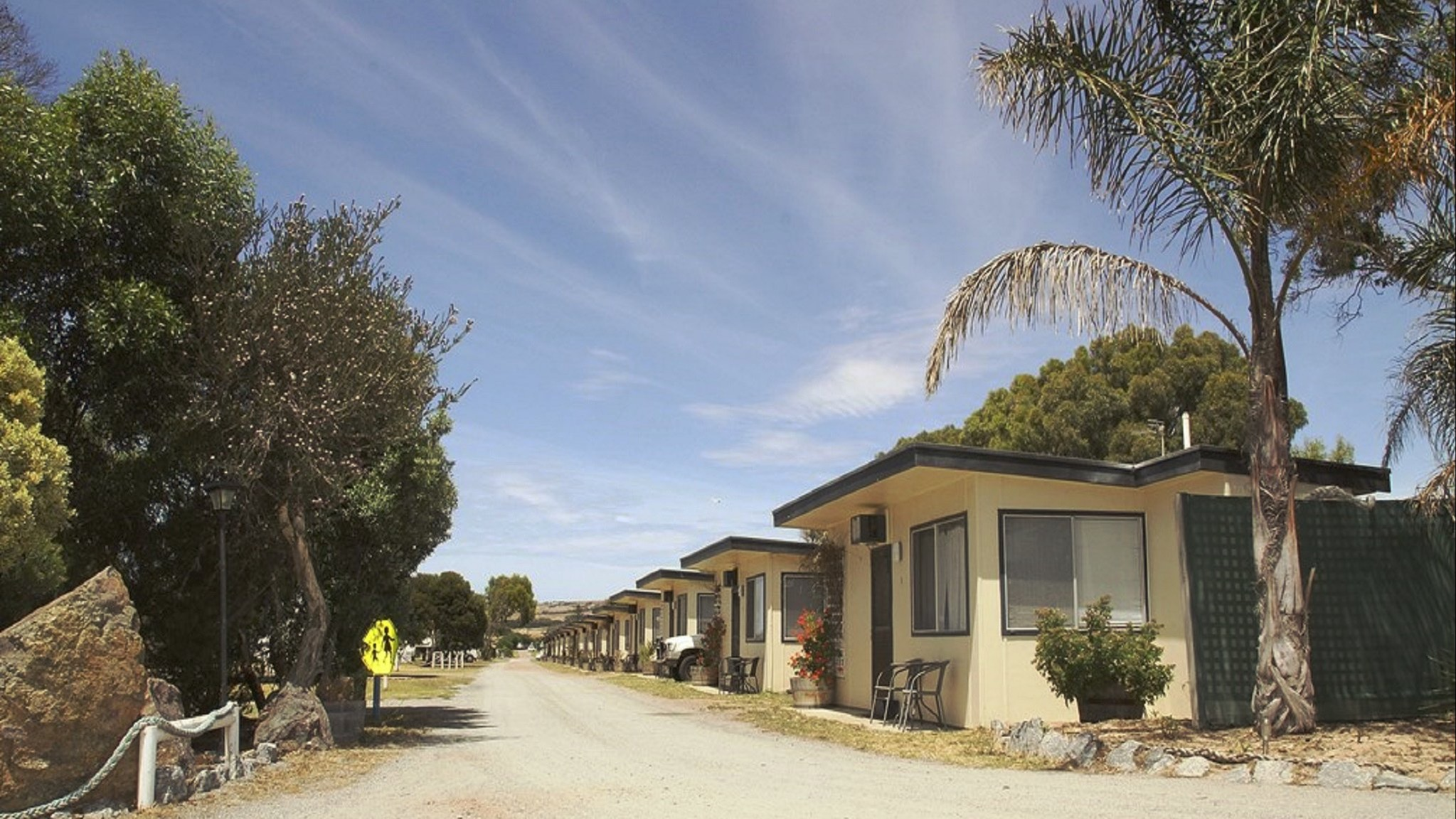 Port Lincoln Caravan Park - New South Wales Tourism