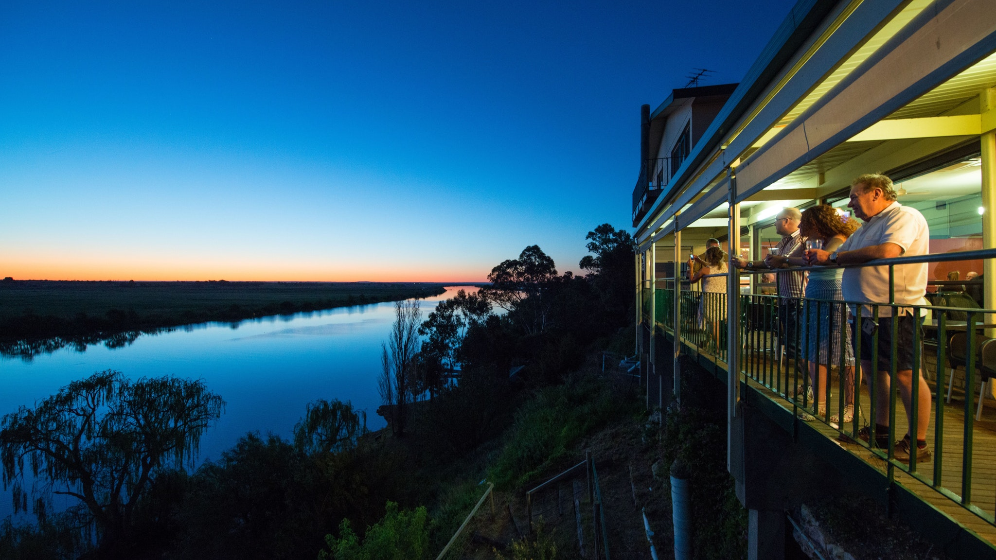 Riverside Hotel - New South Wales Tourism