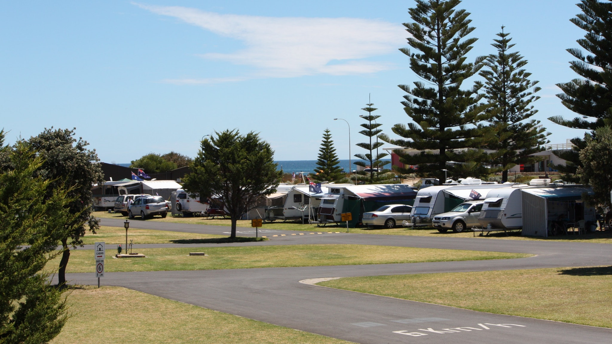 Moana Beach Tourist Park - New South Wales Tourism