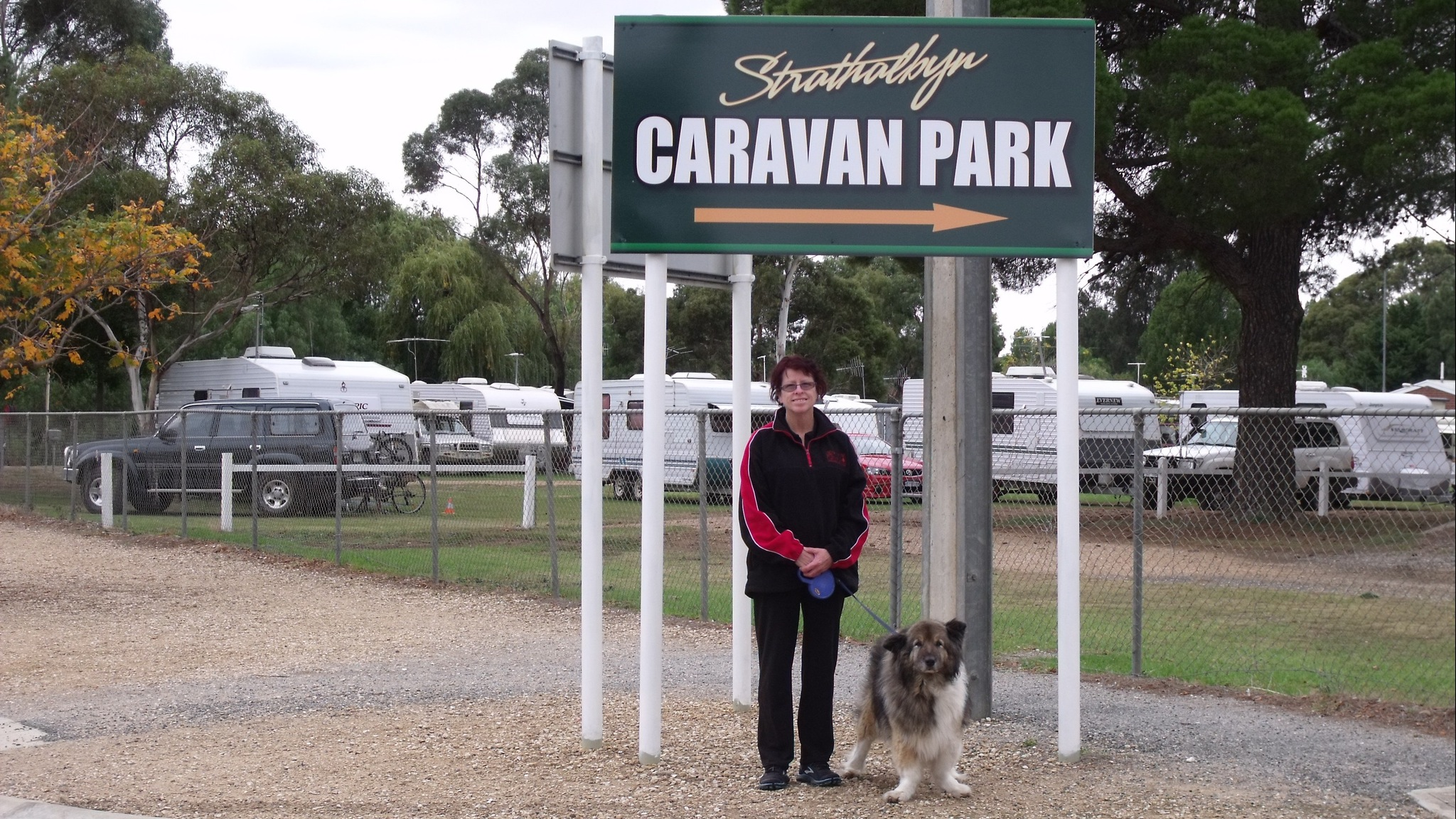 Strathalbyn Caravan Park - New South Wales Tourism