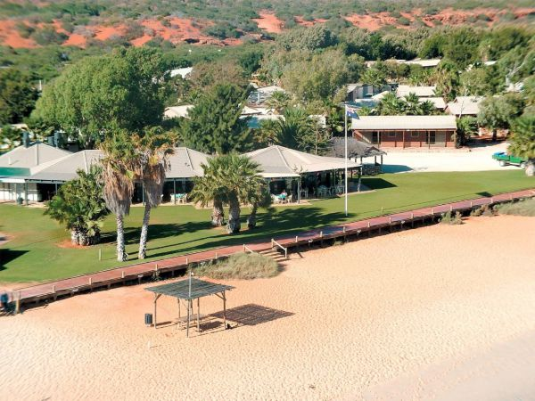 Monkey Mia Dolphin Resort Caravan and Camping - New South Wales Tourism