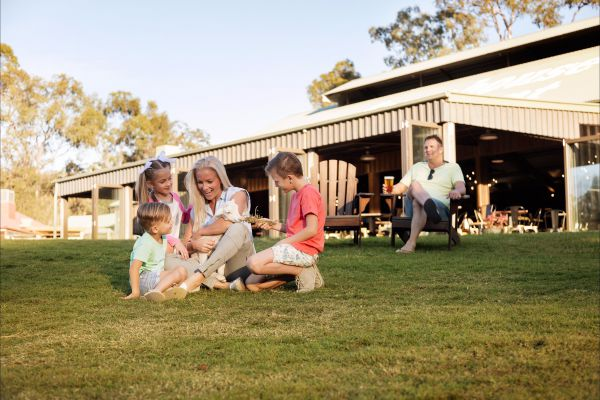 Paradise Country Farmstay - New South Wales Tourism