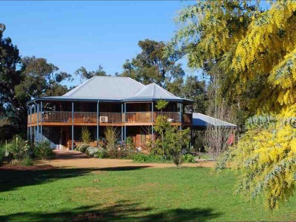 Riverwood Retreat - New South Wales Tourism