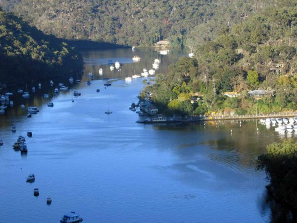 Riverside Escape on Berowra Waters