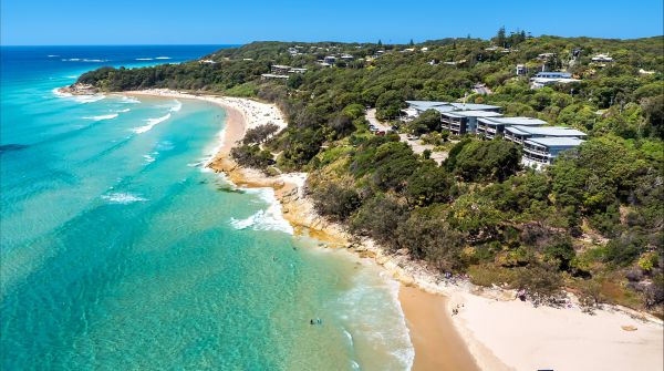 Stradbroke Island Beach Hotel | Spa Resort