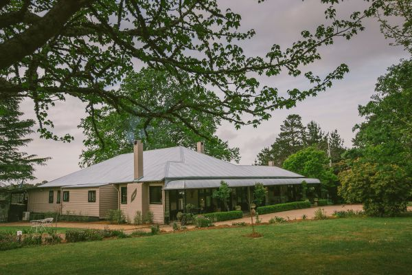 Sylvan Glen Country House - New South Wales Tourism