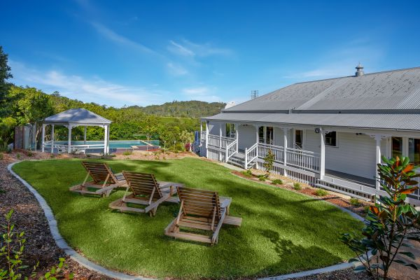 The Farmhouse Eumundi - New South Wales Tourism