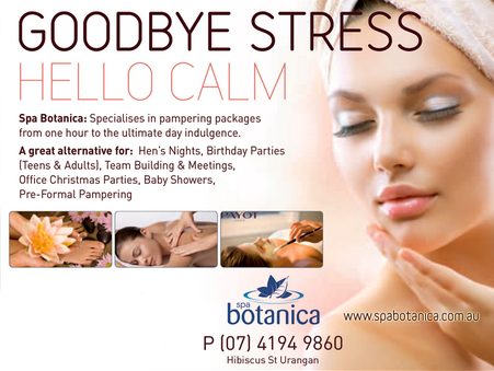 Spa Botanica at Oceans Resort & Spa
