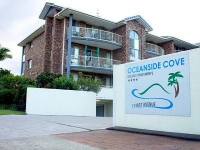Oceanside Cove Holiday Apartments - New South Wales Tourism