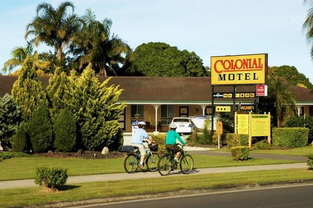 Ballina Colonial Motel - New South Wales Tourism