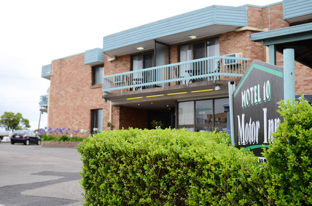 Motel 10 - New South Wales Tourism